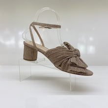 Load image into Gallery viewer, Plaro Dhalia glitter ankle strap sandal