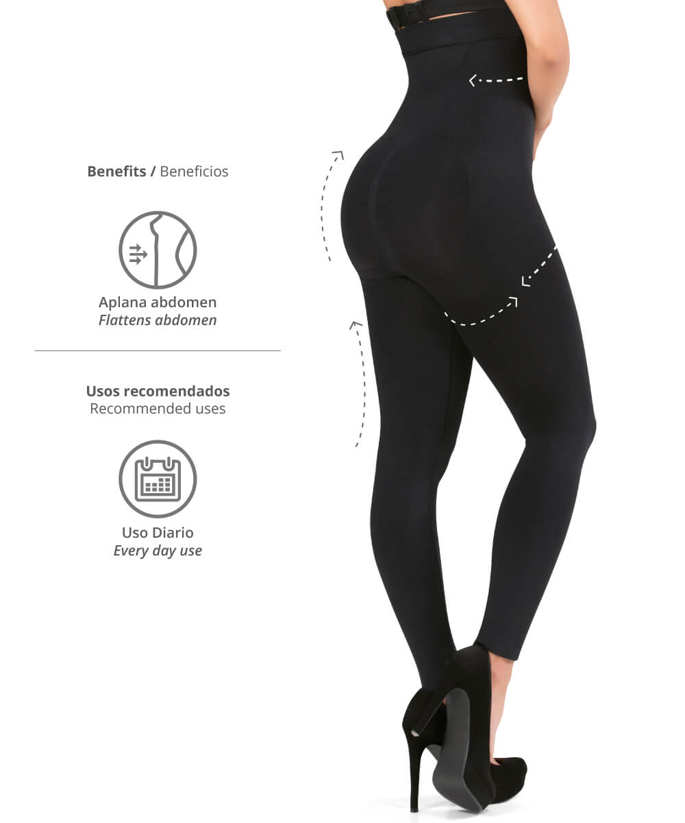 3109  -  Strapless Underbust Ultra Slimming Leggings