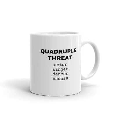 Quadruple Threat Mug