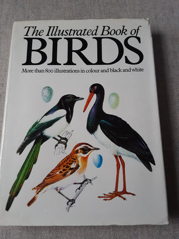 The  Illustrated Book of Birds 1978- SS