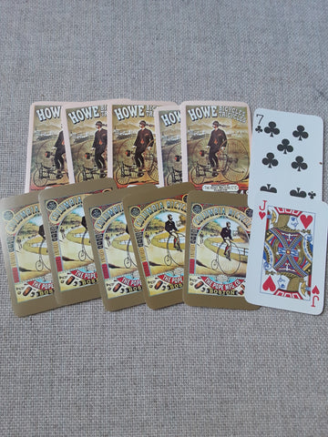 Bicycles Playing Cards- Set of 12- SS