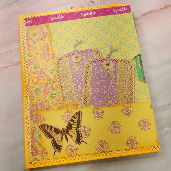 Boho is My Mojo Folio by Diana Smith