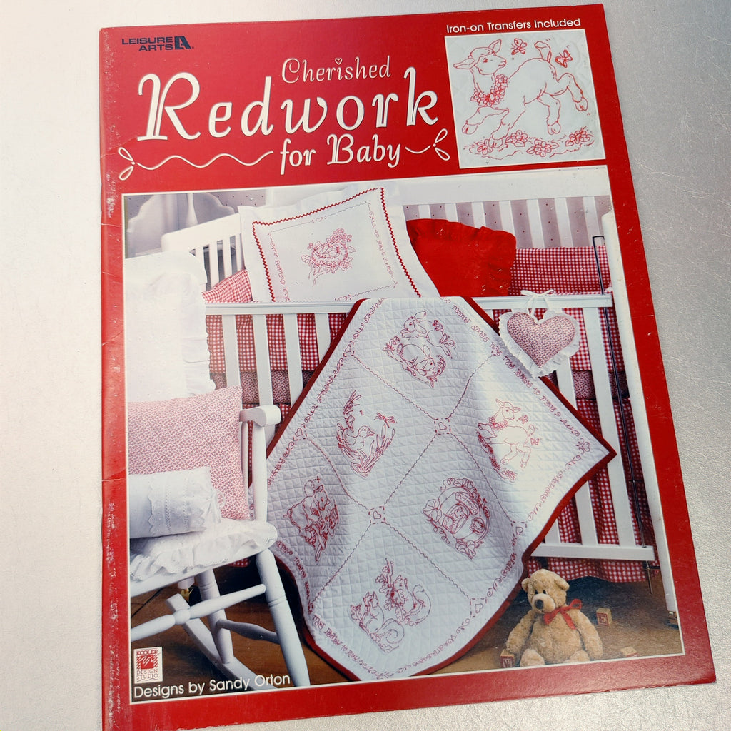 Redwork for Baby Booklet- Barb H.