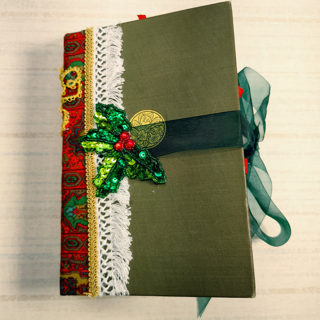 Let's Keep Christmas Junk Journal by Elizabeth Knapp