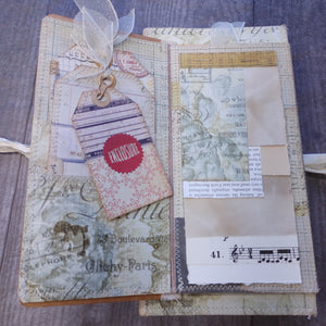 Removable Cover Journal by Lonny