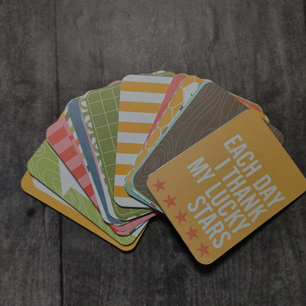 50 Project Life Cards - Barb H.