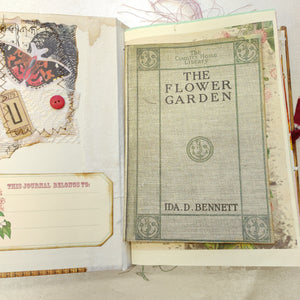 Garden Junk Journal by Barb Plude