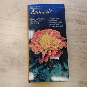 Taylor's Guide to Annuals - LZ