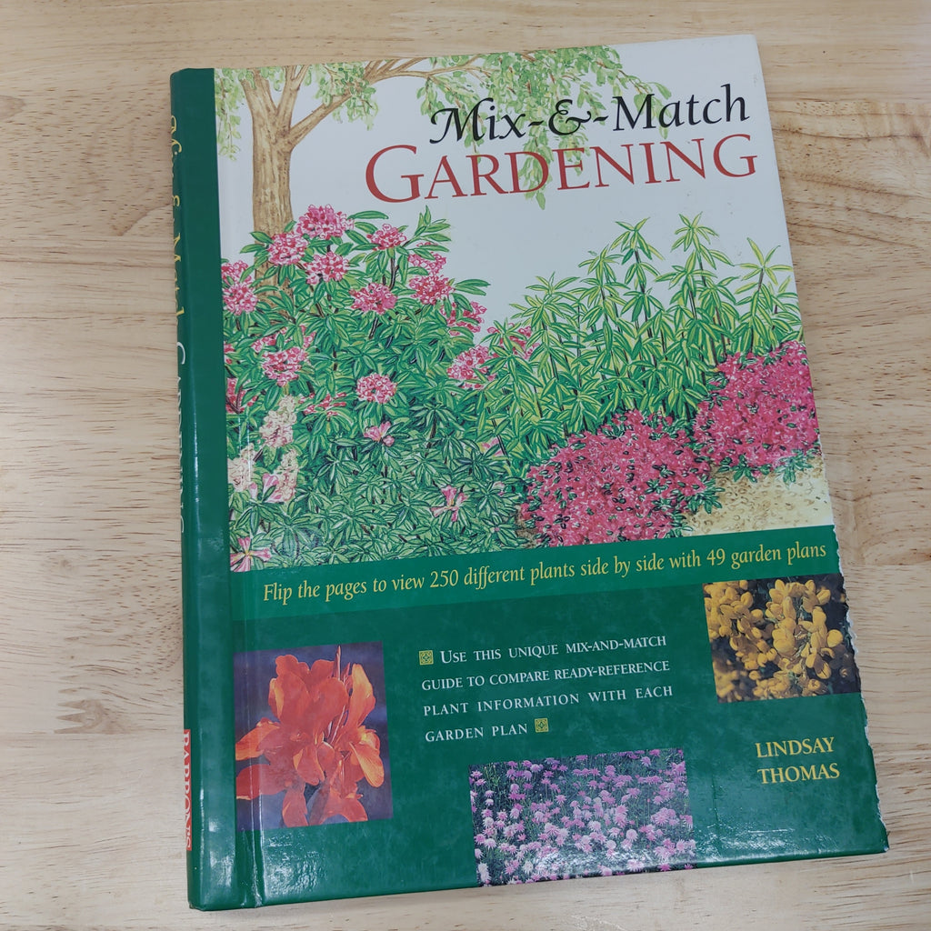 Mix & Match Gardening - LZ