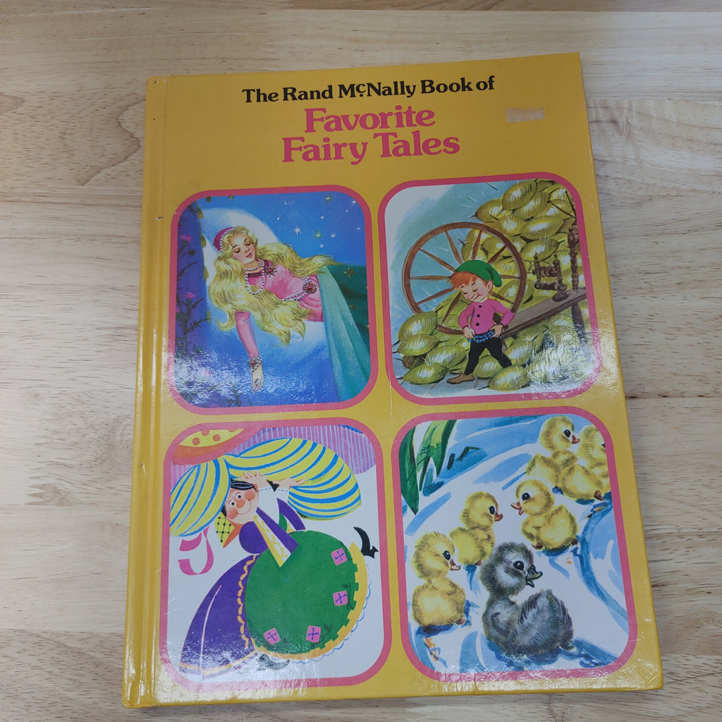 Favorite Fairy Tales  - LZ