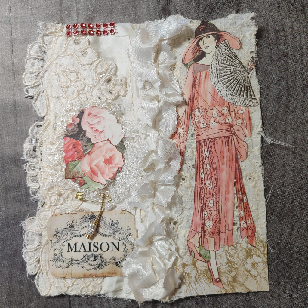 Maison Journal Cover Collage - Barb H.