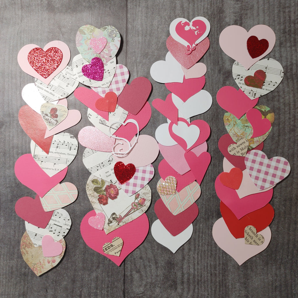 Paper Heart Strips - Barb H.