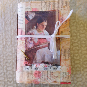 Pink Sewing Journal - LZ
