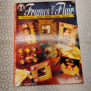 Frames with Flair Booklet -  Cheri