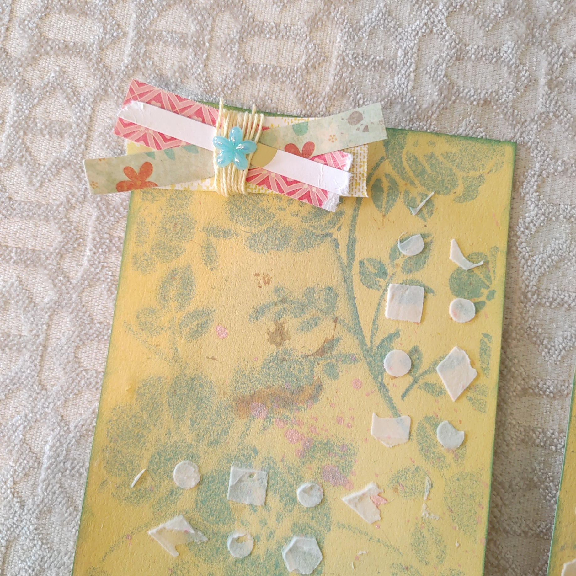 Wrapped Scraps Journal Cards - LZ