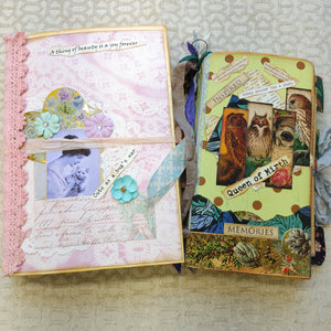 Destash Junk Journals by Margarita Torres