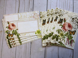 Gorgeous Rose Notecards & Envelopes