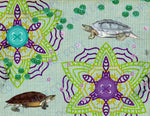 Boho Turtles PRINTED Journal Kit