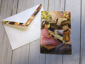Children Notecards & Envelopes - JH