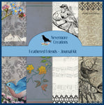 Feathered Friends DIGITAL Journal Kit