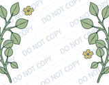 INK SAVER Morris Florals DIGITAL Paper Pack