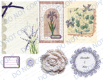 Lavender & Lace DIGITAL Journal Kit