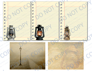 Light the Way DIGITAL Journal Kit