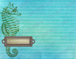 Ocean Music DIGITAL Journal Kit