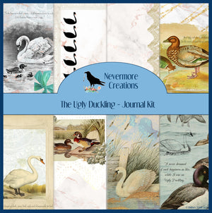 The Ugly Ducking DIGITAL Journal Kit