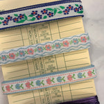 Vintage Ribbon Cards 9 Yards- LZ