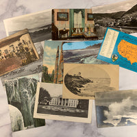 Bulk Vintage Postcard Lot #3 set of 12 -LZ