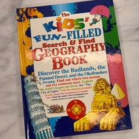 Kids Geography Book - JH