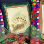 Christmas Felt Junk Journals set of 4 by Sonali from India