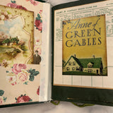 Anne of Green Gables Junk Journal by Nicol Christopher