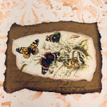 Copper Butterflies Journal Cover - LZ
