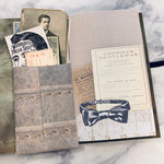 What He Wore Budget Junk Journal #1 - LZ