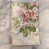 Floral Wallpaper Basic Junk Journal- LZ