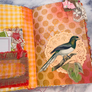 Birds in the Berry Patch Junk Journal by Bobbie (AprCh)
