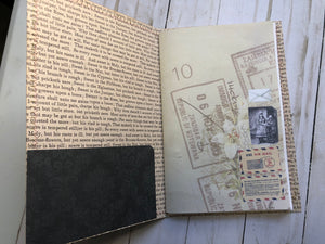 Postage Due Budget Journal