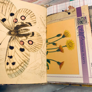 Bloom Junk Journal by Dawn Orahood (Feb Challenge Journal)