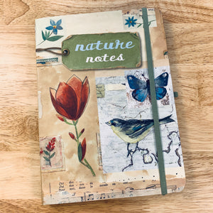 Nature Notes Notebook- LZ