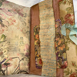 Floral Junk Journal by Beatriz Barraza