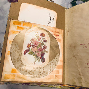 Junk Journal by Ann from Sweden (January Challenge)
