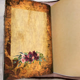 Woodlands Junk Journal by Cheryl Howe