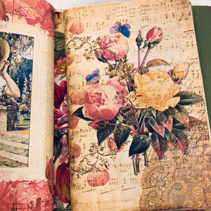 Rose Watch Junk Journal by Beatriz Barraza
