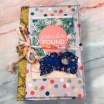 Paradise Found Junk Journal - LZ
