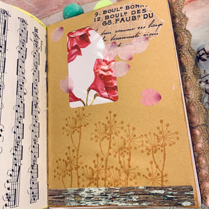 Wild Bright Soul Journal by Frances from Germany (March Challenge)