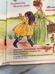 Vintage Children's Book Girl Lot of 3- LZ