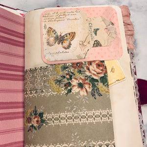 Roses Junk Journal by Cindy Anderson