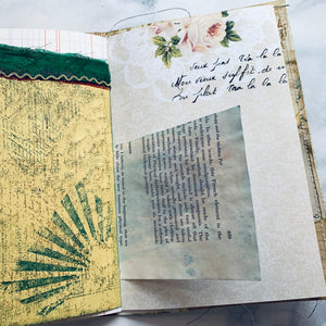 Life Notes Junk Journal #3 - LZ